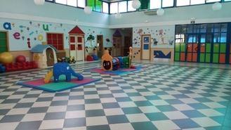 De 16 de abril a 10 de mayo, plazo de preinscripción para la Escuela Infantil Municipal