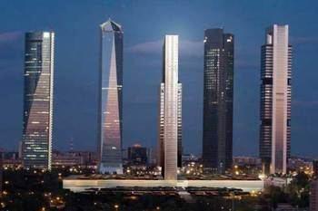 OHL comienza la construcción de Caleido, la quinta torre del skyline de Madrid