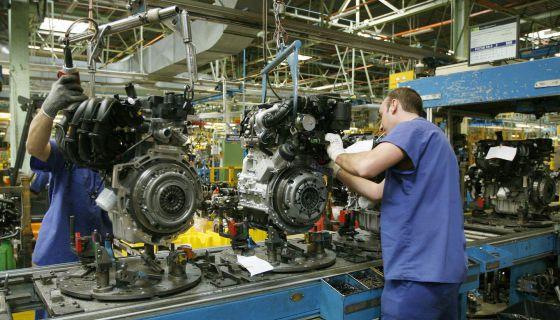 Castilla-La Mancha entre las tres únicas regiones con tasas negativas de producción industrial en febrero