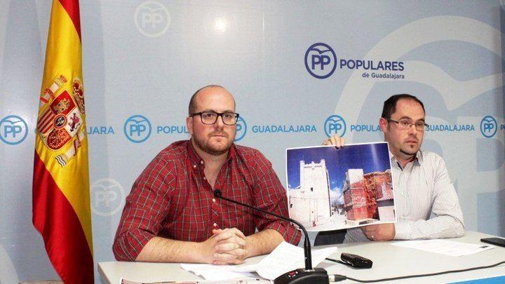 Denuncian irregularidades urbanísticas en el entorno del Castillo de Torija, cuyas