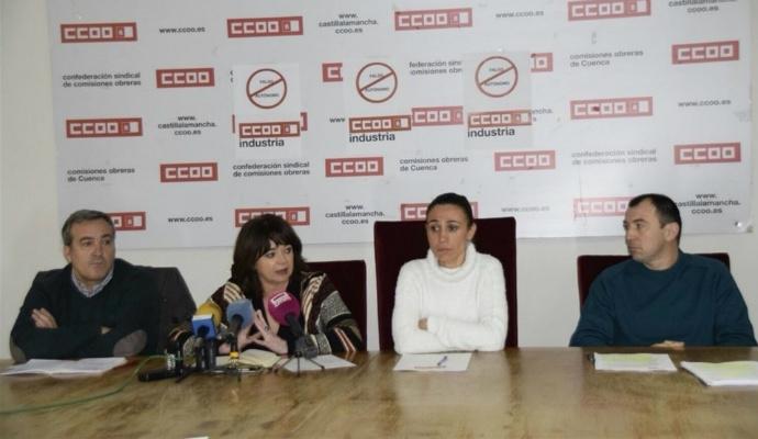 CCOO pide cambiar la ley para evitar fraudes laborales en el sector cárnico de Castilla La Mancha