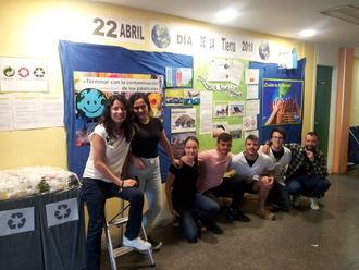 El Centro de Salud Guadalajara-Sur se suma estos días a la celebración del Día de la Tierra