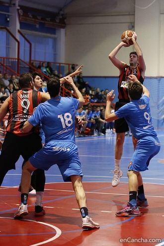 El Isover Basket Azuqueca busca una nueva victoria que le mantenga invicto en La Paz