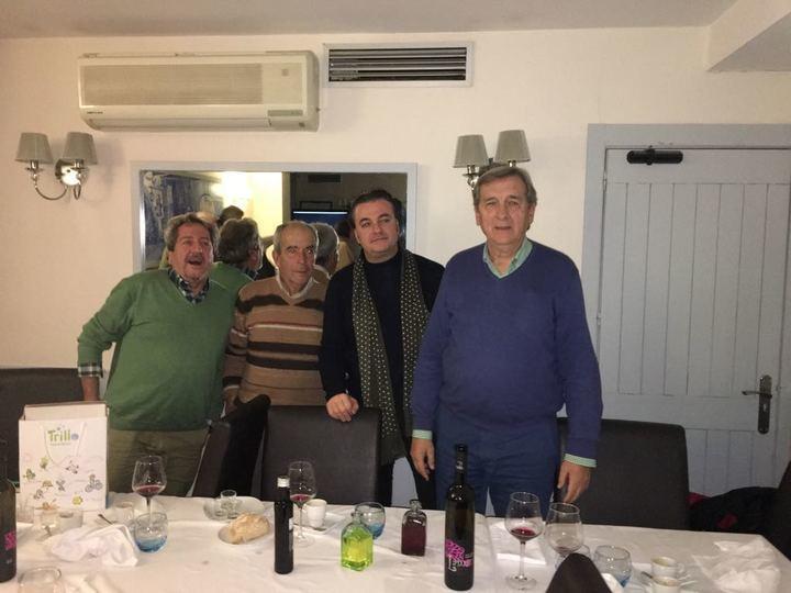 """José Osuna """" El Tuno"""" primer invitado del año en el tradicional Cocido Taurino de Guadalajara"""