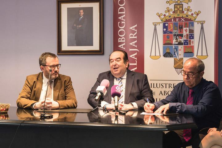 El Ilustre Colegio de Abogados de Guadalajara colabora con el Ministerio de Educación en las futuras modificaciones del acceso a la Abogacía