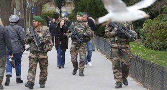 Detenidos los autores del intento de atropello de unos militares en Francia