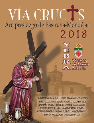 Yebra acogerá el Vía Crucis del Arciprestazgo de Pastrana-Mondéjar