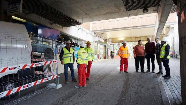 """Califican de """"auténtico despropósito"""" las obras de urgencias del Hospital de Toledo"""