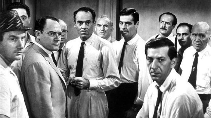 'Doce hombres sin piedad' es la mejor película jurídica de la historia según los abogados españoles