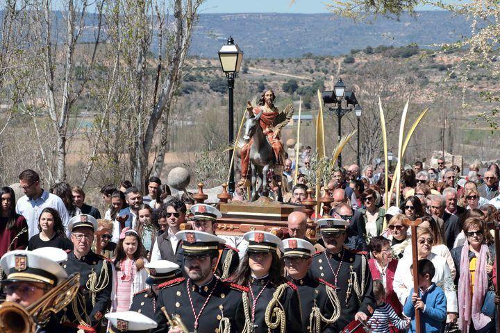 Semana Santa y 'Abril Cultural' se sucederán en el inicio de la primavera parejana