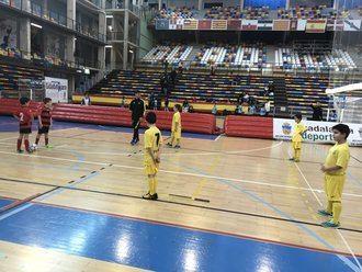 Crónicas equipos FS Pozo de Guadalajara fin de semana