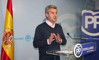 """Alfonso Esteban: """"Los mismos que congelaron las pensiones son los que ahora quieren derogar la Prisión Permanente Revisable"""""""