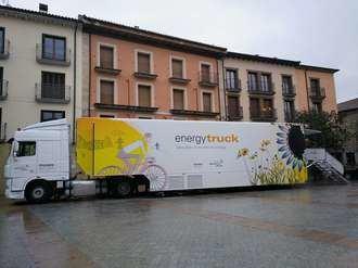 Guadalajara acogerá el EnergyTruck, la exposición itinerante de Gas Natural Fenosa