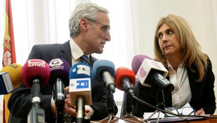 La Fiscalía pide prisión permanente revisable para el acusado del cuádruple asesinato de Pioz