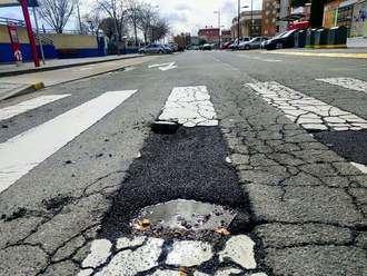 IU-Ahora Azuqueca vuelve a insistir en que el Gobierno socialista de Blanco no arregla las calles