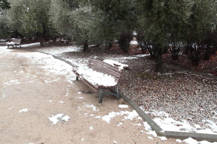 Continúa la lluvia y el viento este miércoles en Guadalajara que está en alerta amarilla por riesgo de nieve