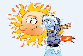 Sol y mucho, mucho frío este sábado en Guadalajara bajando el mercurio hasta los -5ºC
