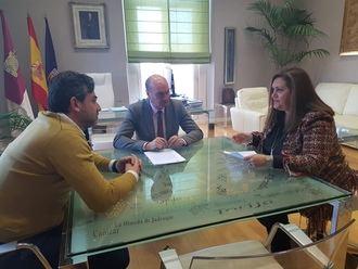 La Diputación facilita la realización de prácticas laborales a los alumnos de FP Dual