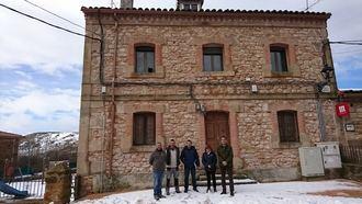 La Diputación de Guadalajara acondiciona un edificio municipal en Mazarete