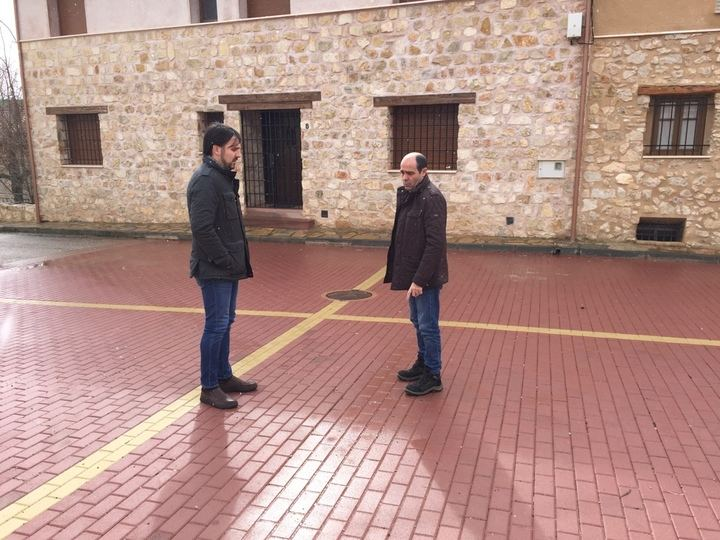 Diputación invierte más de 100.000 euros en obras en Checa, Megina, Taravilla y Traíd