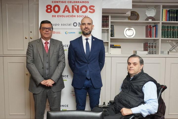 El Colegio de Aparejadores de Guadalajara fomentará la accesibilidad universal y el diseño para todos