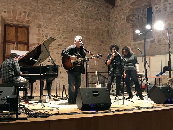 Viento de blues, góspel y soul sopló anoche con fuerza en El Pósito de Sigüenza