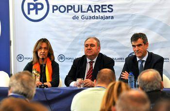 """Ana Guarinos: """"Para el PP los pensionistas son lo más sagrado y por eso siempre hemos garantizado las pensiones y nunca las hemos congelado"""""""
