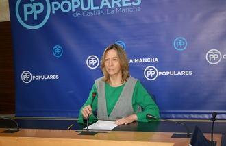 """Guarinos denuncia el """"pacto oculto"""" de Page y Sánchez para traicionar a Castilla-La Mancha en materia de agua"""