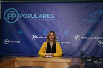 """Guarinos denuncia """"el año negro de Page por su incompetencia para garantizar el bienestar de los castellano-manchegos"""""""