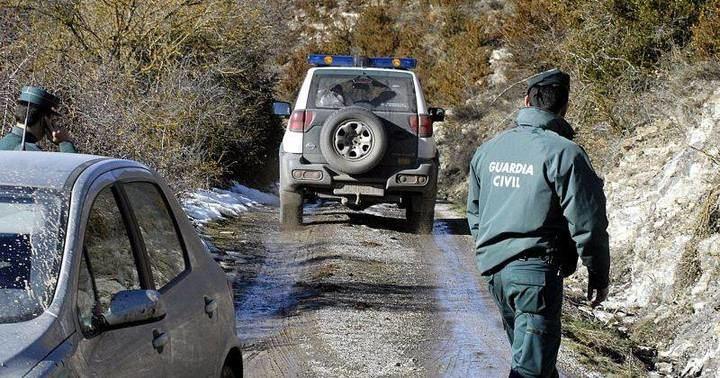 Encuentran en buen estado a un hombre que pasó la noche desaparecido en los alrededores del Picón Ocejón