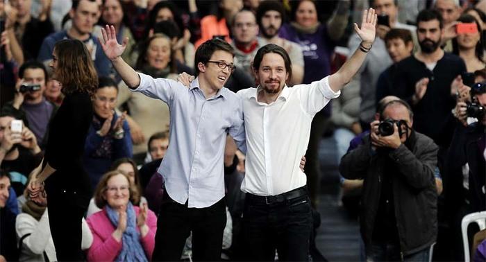 """Lío en Podemos : """"Ni media tontería, Íñigo"""""""