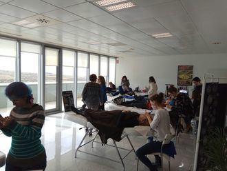 La Asociación Provincial de Peluquerías y Centros de Estética realiza dos cursos de formación