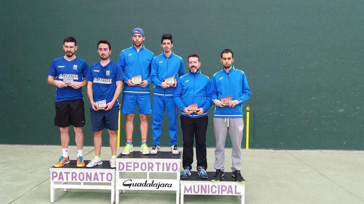 El Club Diocesano domina en el Campeonato Autonómico de 0Frontenis Absoluto Modalidad Preolímpica