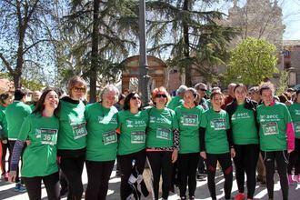 La AECC organiza la IV Marcha contra el Cáncer en Sigüenza, este próximo domingo, día 29 de abril