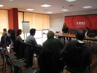 El CEEI de Guadalajara sigue con su actividades en las últimas semanas