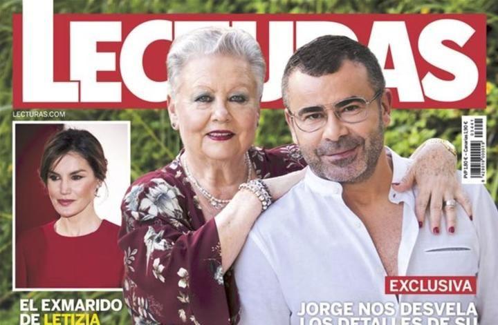 "LECTURAS Jorge Javier :""No me lo esperaba, yo era feliz"""