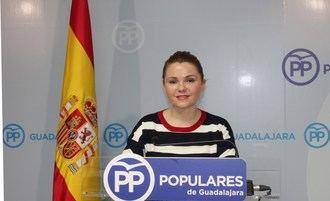 """""""El PP es el partido que cree verdaderamente en la igualdad de oportunidades, en el mérito, en la capacidad y en el trabajo, sin cuotas"""""""
