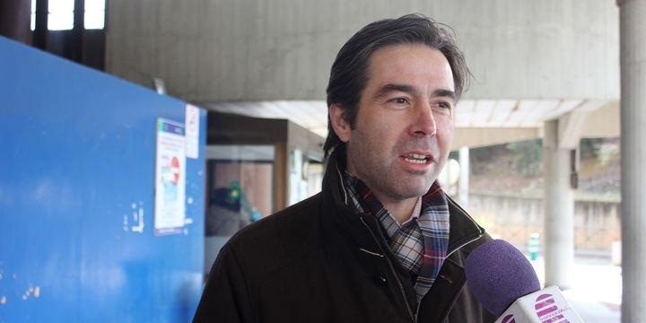"""Robisco: """"Page y Podemos son los culpables de que el parking del Hospital de Guadalajara no sea gratuito"""""""