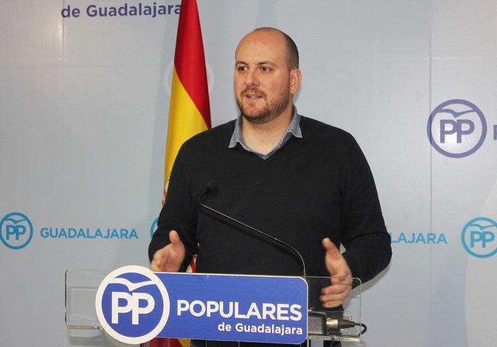 """Lucas Castillo presenta la Convención Provincial del PP """"centrada en las personas y en el municipalismo"""""""