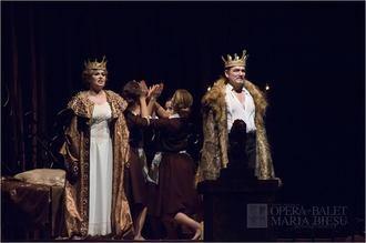 Ópera con mayúsculas con el 'Macbeth' de Verdi en el Teatro Buero Vallejo