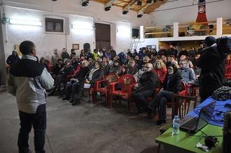 Gran interés en toda la comarca de Molina de Aragón por los efectos de la macrogranja de cerdos proyectada en Luzón