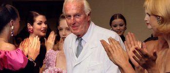 Muere a los 91 años el modisto francés Hubert de Givenchy