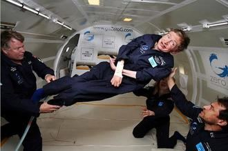 Muere a los 76 años el último genio del siglo XX , el astrofísico Stephen Hawking