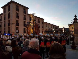 Cerca de 5.000 personas han acreditado su visita a Sigüenza en Semana Santa