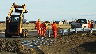 Bajo mínimos : La licitación de obra pública nueva en Castilla La Mancha cae hasta un 97% en la última década