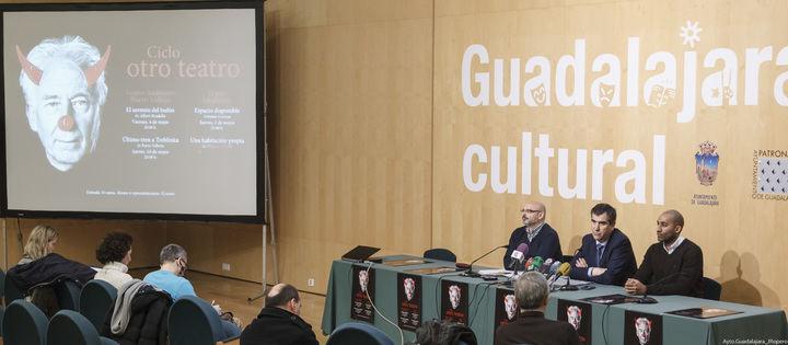 """Nace """"Otro teatro"""", un nuevo ciclo cultural impulsado por el ayuntamiento de Guadalajara"""
