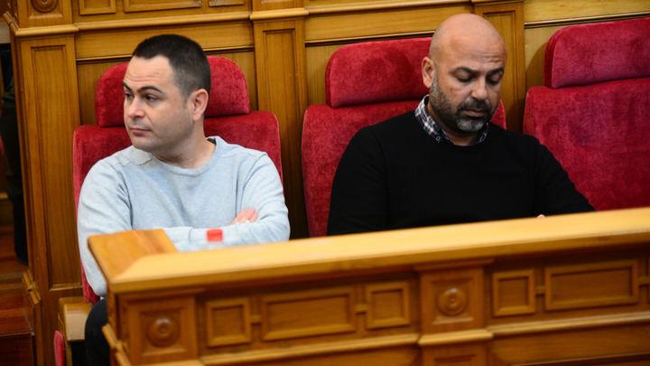 Sigue el lío en Podemos: El diputado por Guadalajara David Llorente acusa en los tribunales a García Molina de