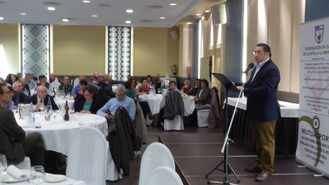 La Federación de Caza de CLM premia a Manuel Aranda Castro con el 'Quijote Cazador'