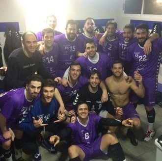 2 puntos más… ¡¡y ya van 24!! para el Quabit Guadalajara