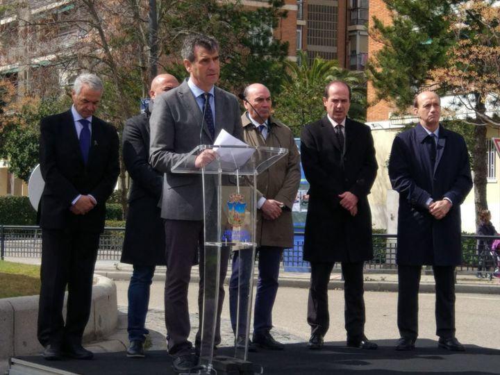 Guadalajara, con su alcalde a la cabeza, se vuelca con las víctimas de la tragedia del 11-M